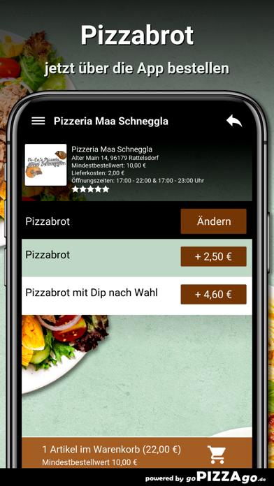 Pizzeria Maa Schneggla screenshot 5