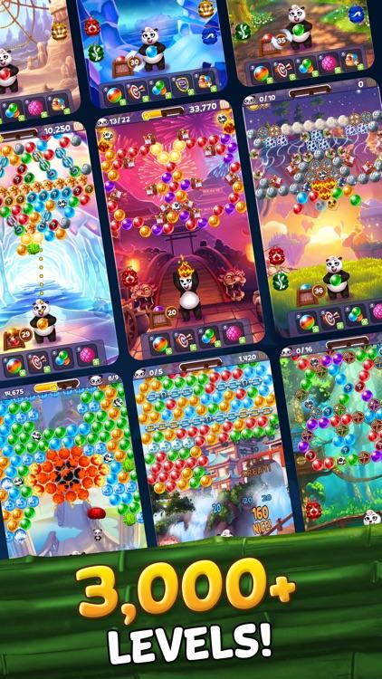Bubble Shooter - Panda Pop! screenshot-3