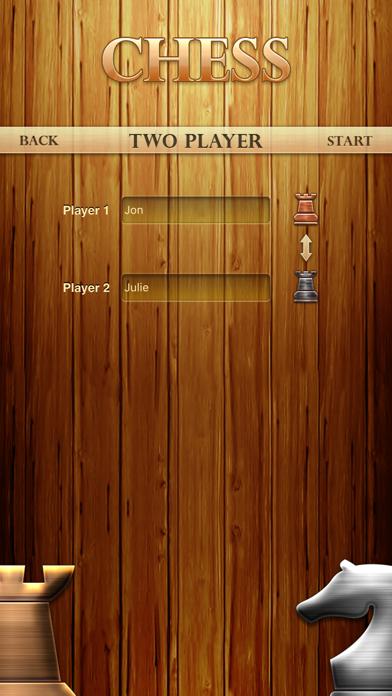 Screenshot from Chess ∙