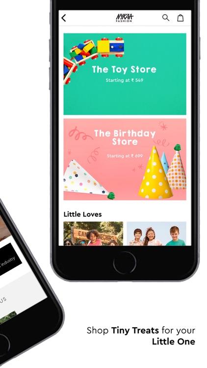 Nykaa Fashion - Shopping App screenshot-5