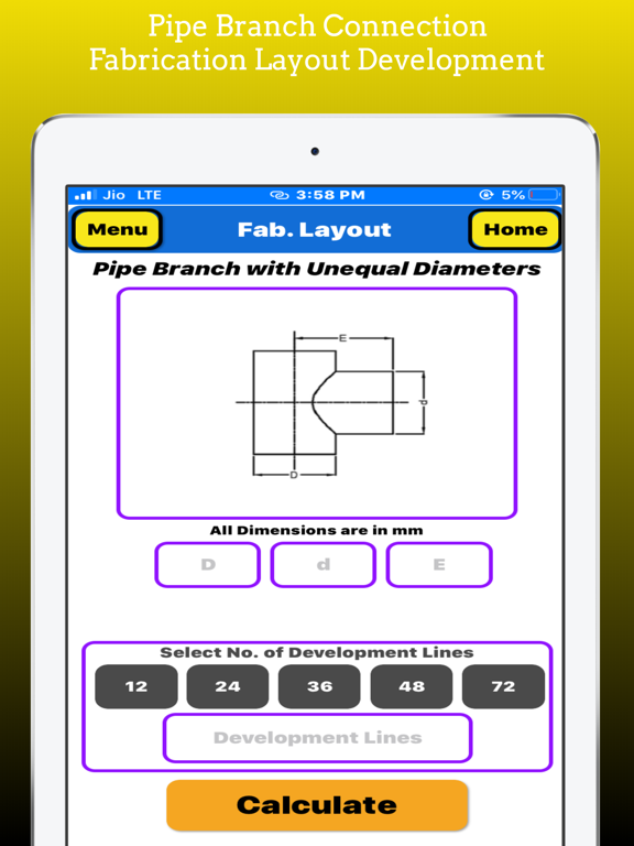 Fabrication Layout screenshot 16