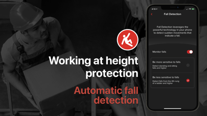 点击获取FallSafety Pro—Safety Alerts