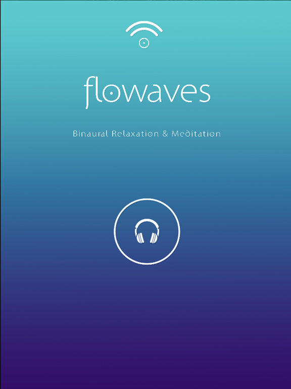 Flowaves: Binaural beats screenshot 7