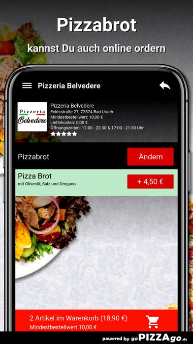 Pizzeria Belvedere Bad Urach screenshot 5