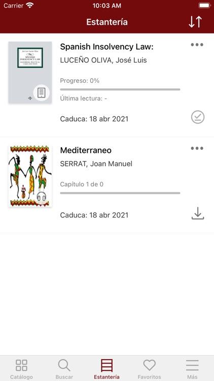 Biblioteca ICAM screenshot-3