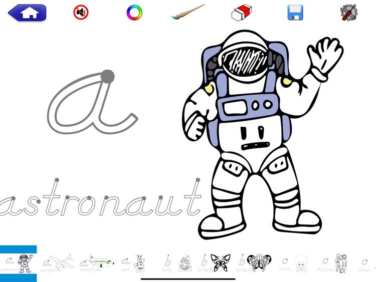 School Writing - learn the abc screenshot-6