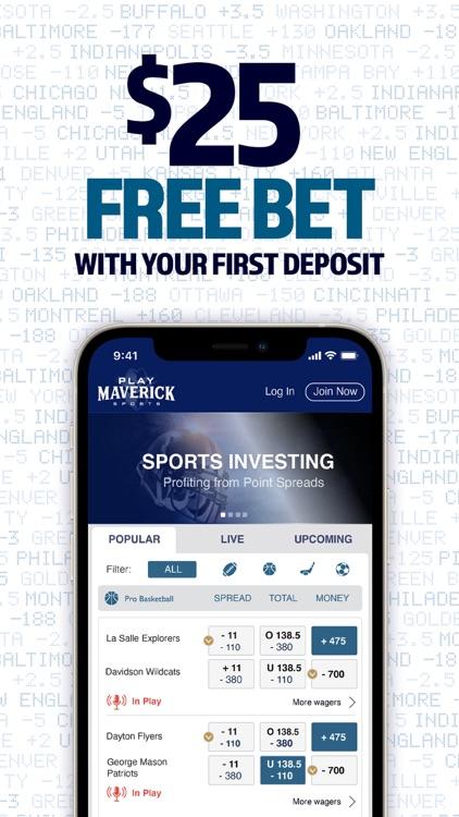 Play Maverick Sports CO