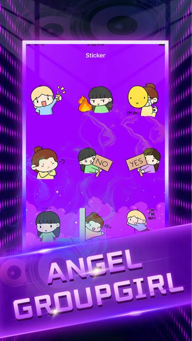Angel groupGirl Screenshot