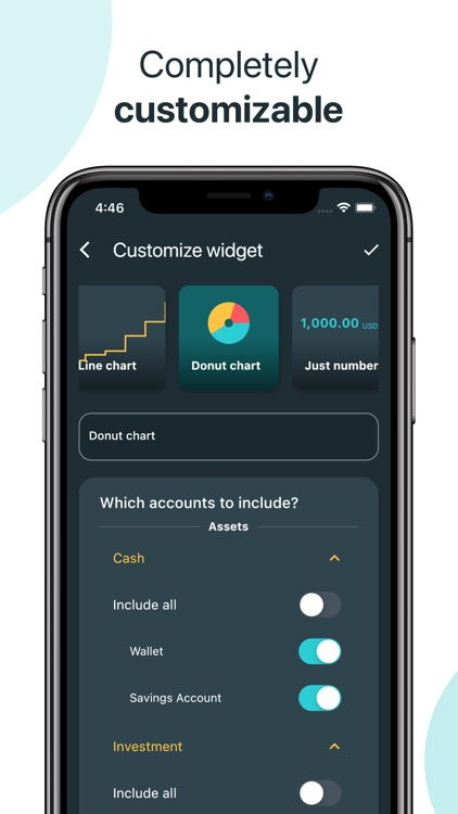 Pockett - Money Manager screenshot-4