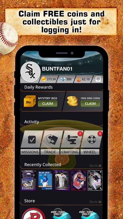 Topps® BUNT® MLB Card Trader screenshot-7