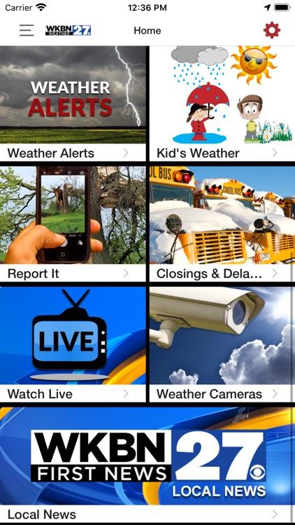 WKBN 27 Weather - Youngstown screenshot-4