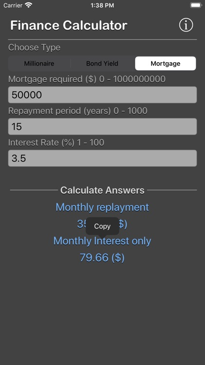 Finance Calculator Plus screenshot-5