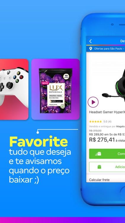 Magazine Luiza: Mercado Online