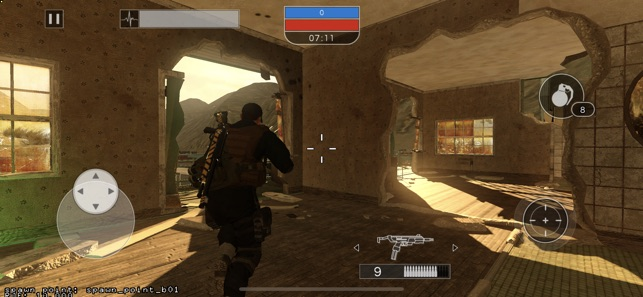 ‎Afterpulse - Elite Squad Army Screenshot