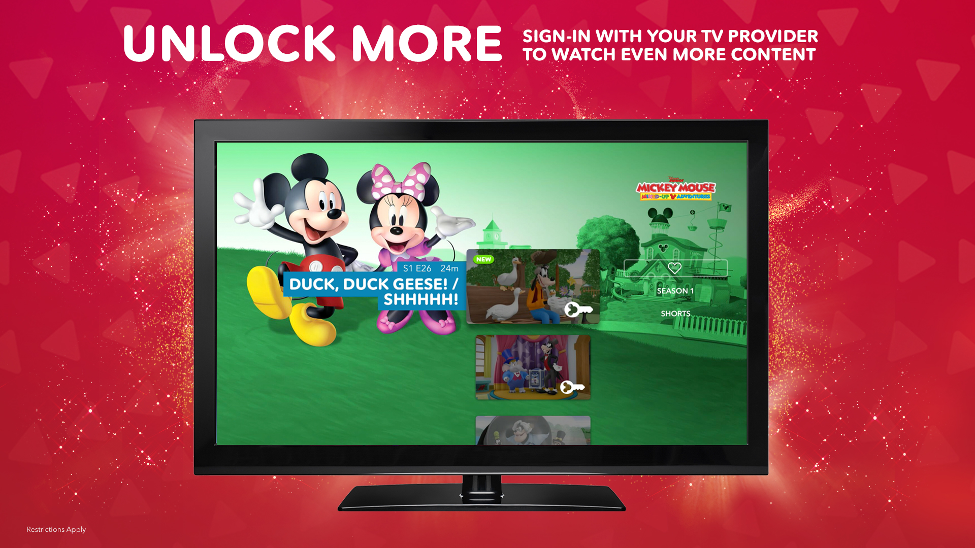 DisneyNOW – Episodes & Live TV screenshot 14