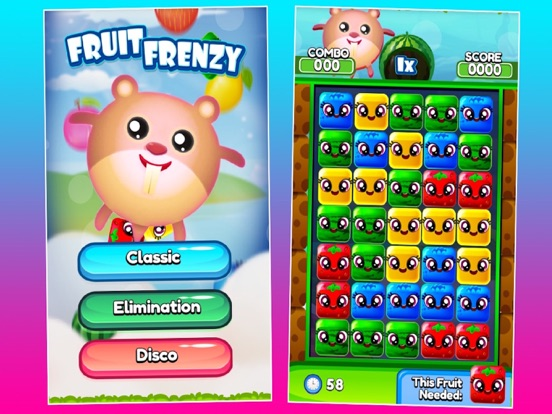 My Fruit Frenzy screenshot 8