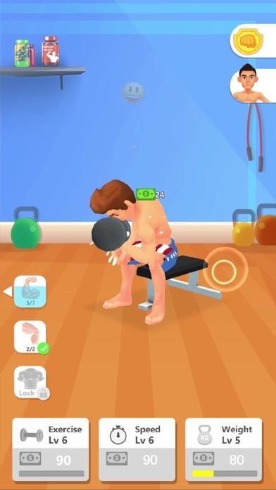 Idle Workout Master: MMA Fight screenshot 3