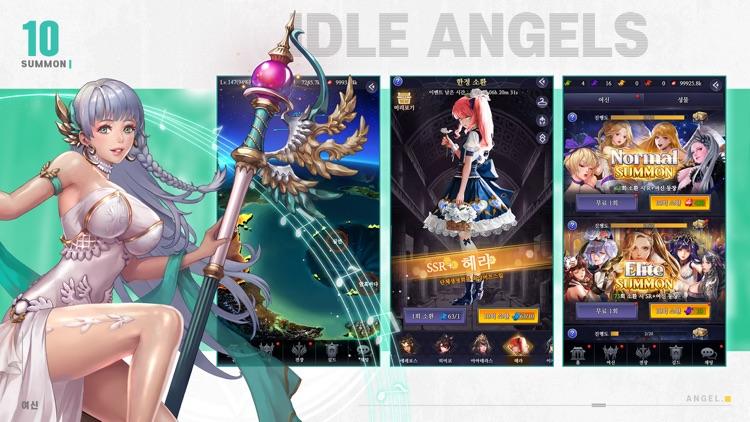 IDLE ANGELS : 여신전쟁 screenshot-9
