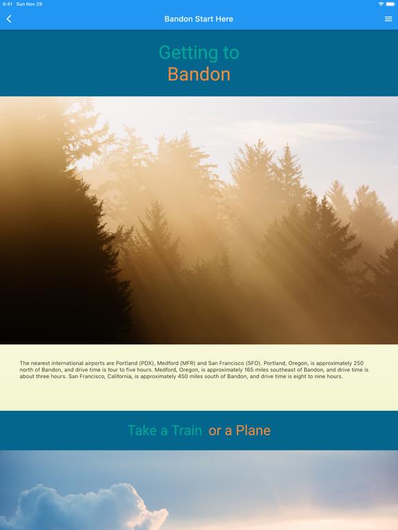 Bandon, Oregon Guide screenshot 15