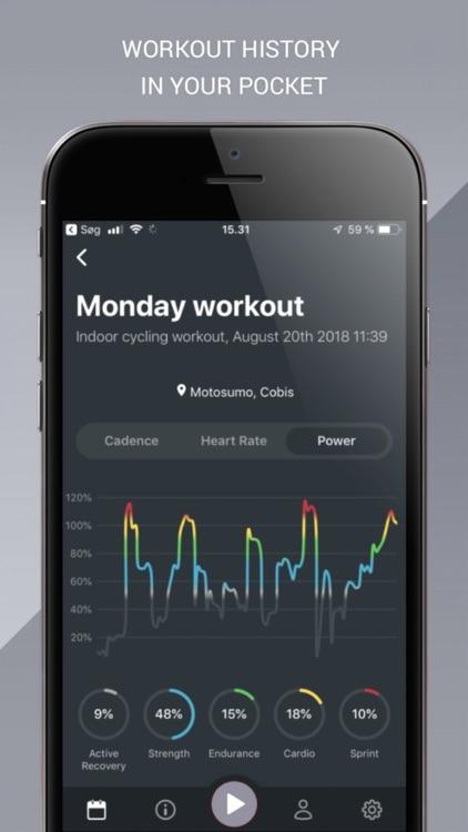 Momentum Group Fitness screenshot-7