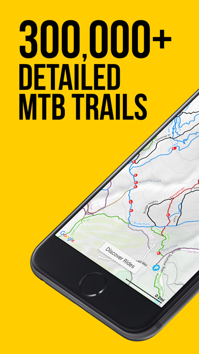 Trailforks Screenshot