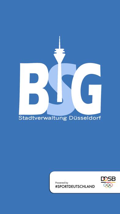Betriebssport Stadt DüsseldorfScreenshot von 1