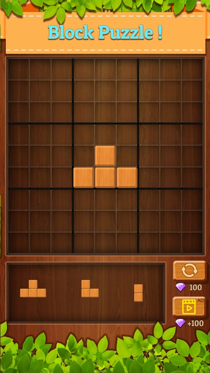 Number Puzzle:Woody Block Game