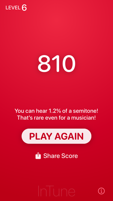 InTune Pro – Tuning Practice screenshot 4