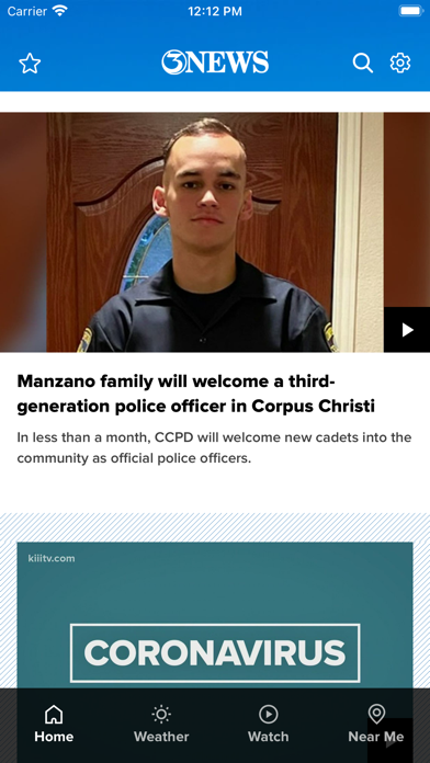 messages.download Corpus Christi News from KIII software
