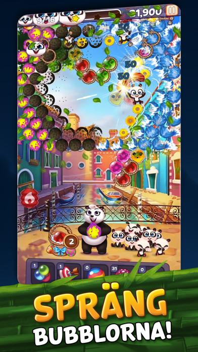 Bubble Shooter: Panda Pop! på PC