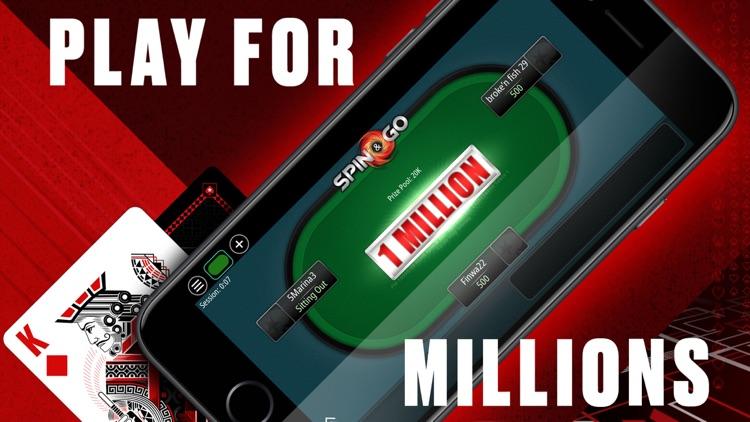 PokerStars Play Money Poker screenshot-3