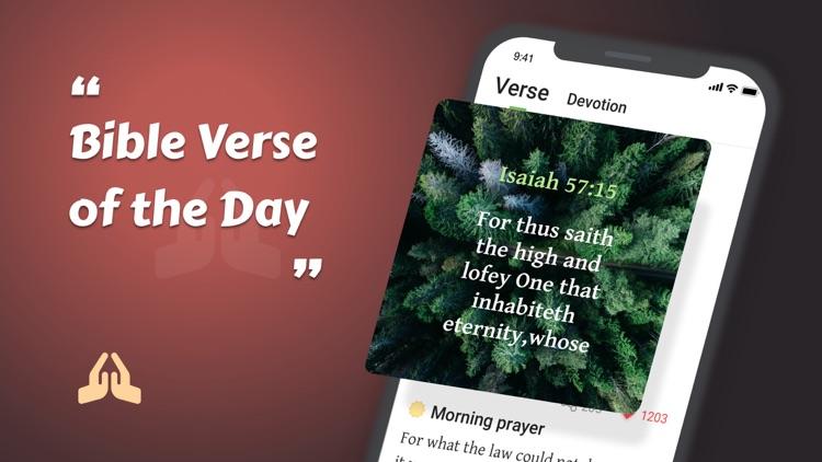Bible KJV - Daily Bible Verse screenshot-0