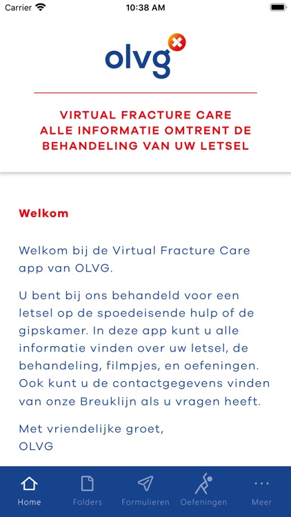 Virtual Fracture Care
