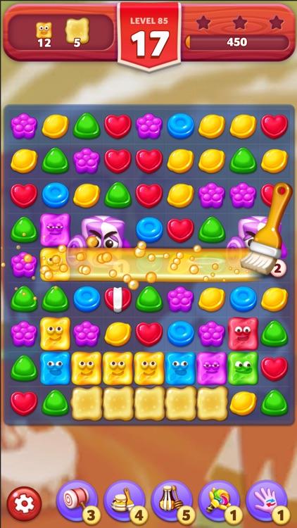 Lollipop2 & Marshmallow Match3 screenshot-3