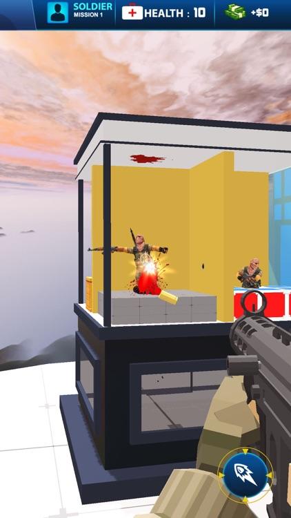 Hell Copter Shooting screenshot-3