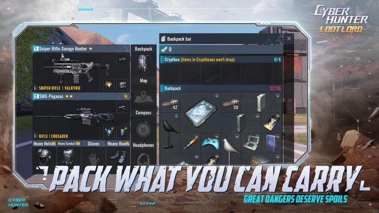 Cyber Hunter screenshot-7