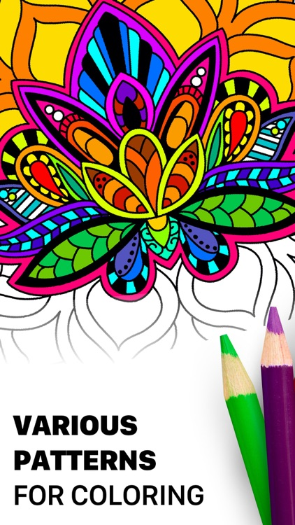 Coloring Books – Art Therapy