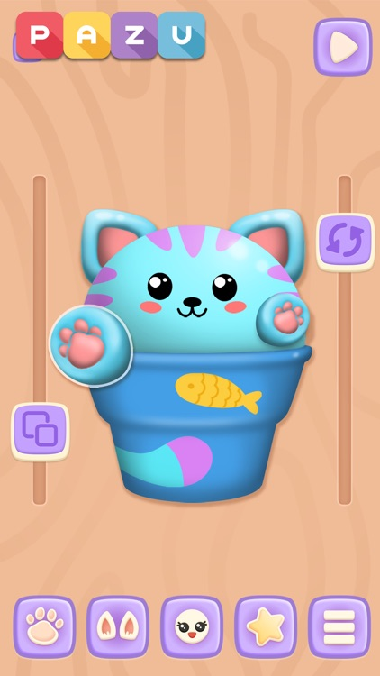 Squishy DIY Toy Maker for kids screenshot-4