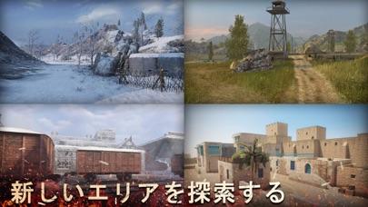 Tank Warfare: PvP Blitz Game紹介画像5