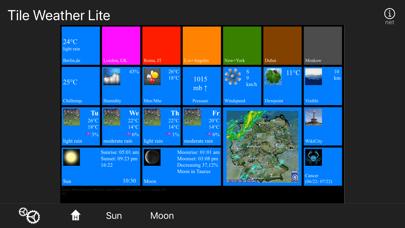 Tile Weather Lite screenshot 1