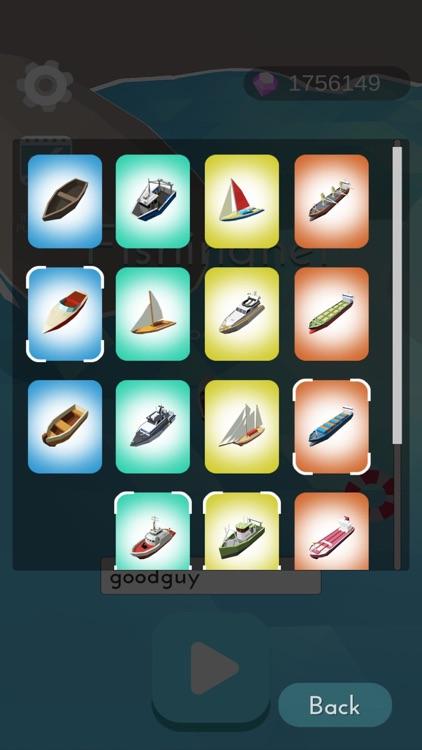 Fishingnet 3D: Battle io game screenshot-9