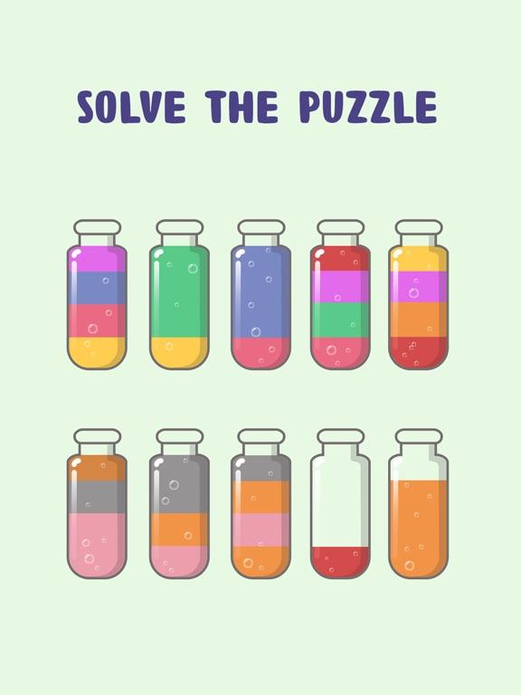 Water Sort Puzzle