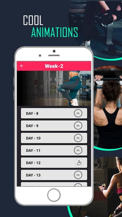 Butt Legs Workout for Buttocks screenshot-4