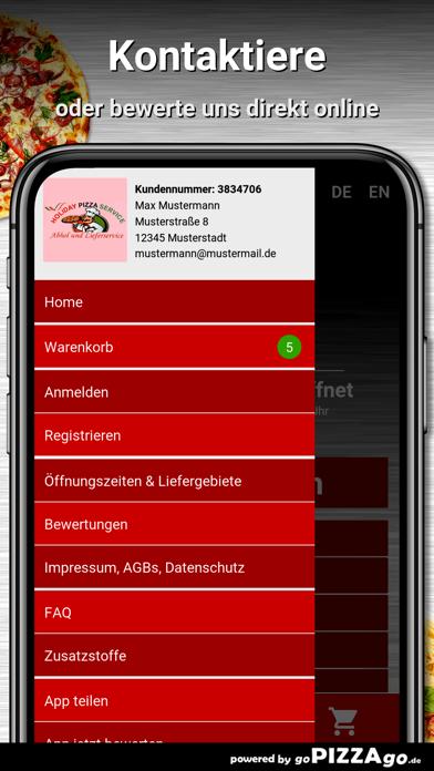 Holiday Pizza Neu-Ulm Pfuhl screenshot 4