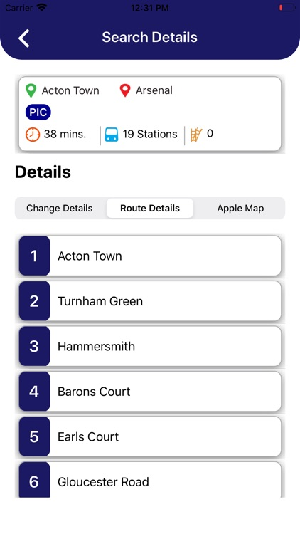 London Tube - Map Pro screenshot-7