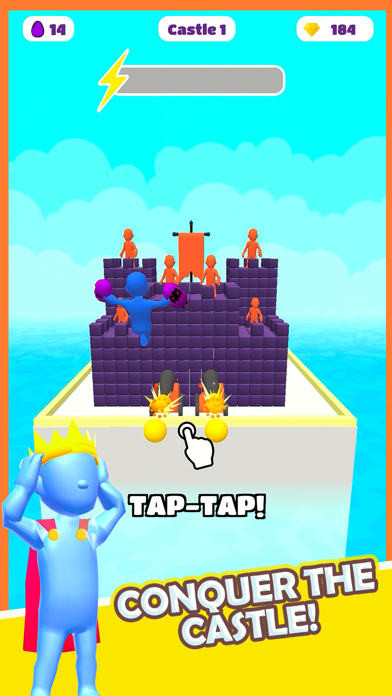Boom Runner - Tower Defense 3D screenshot 5