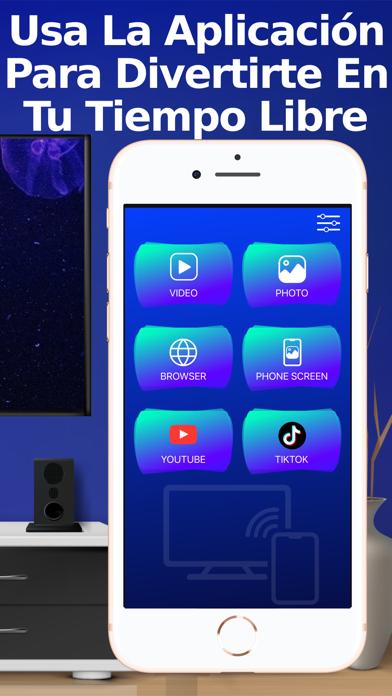 Duplicar Pantalla Roku - appCaptura de pantalla de4