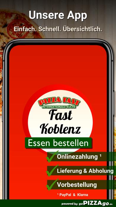 Pizza Fast Koblenz Horchheim screenshot 2