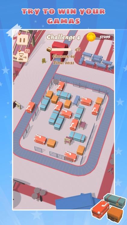 Warehouse Master 3D -Puzzle screenshot-3
