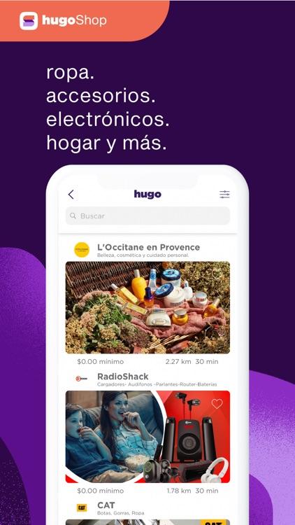 Hugo screenshot-3